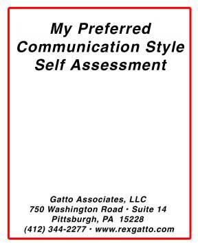 My-Preferred-Communication-Style